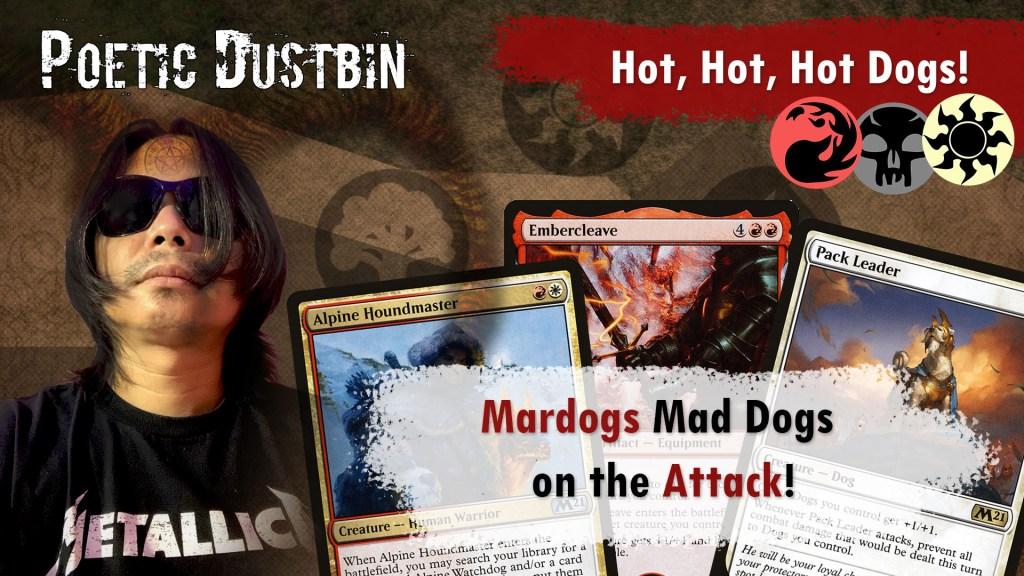 MTG Arena -Standard Mardu Dog Tribal