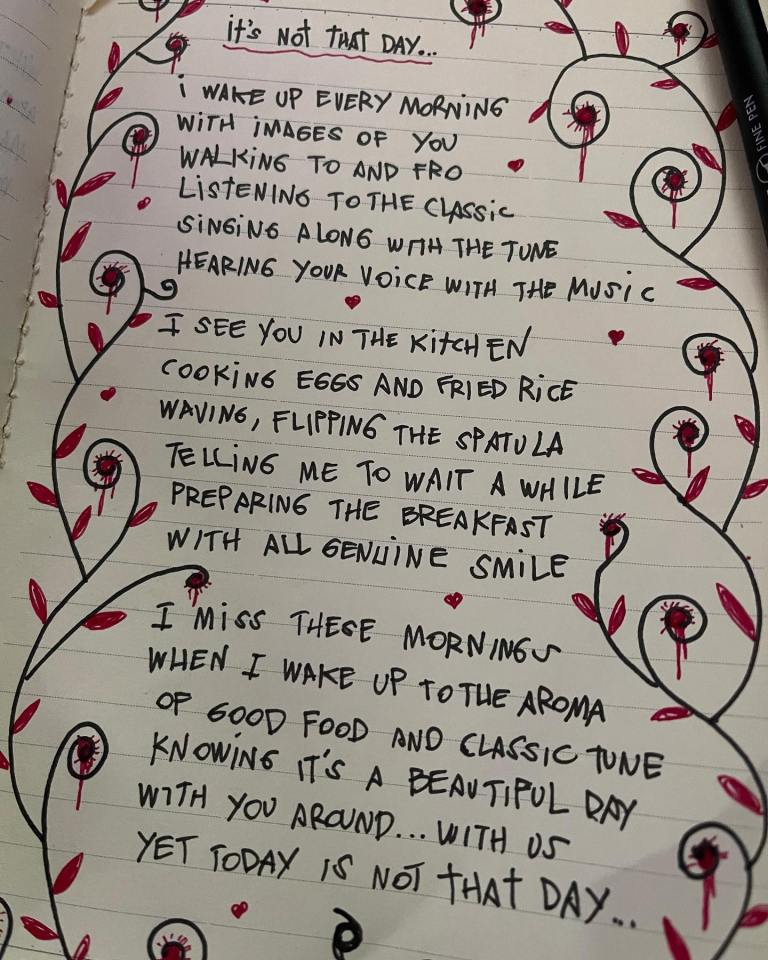 Its not that day - Dark Poetry - Poetic Dustbin
