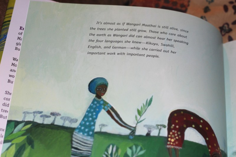 Wangari Maathai legacy