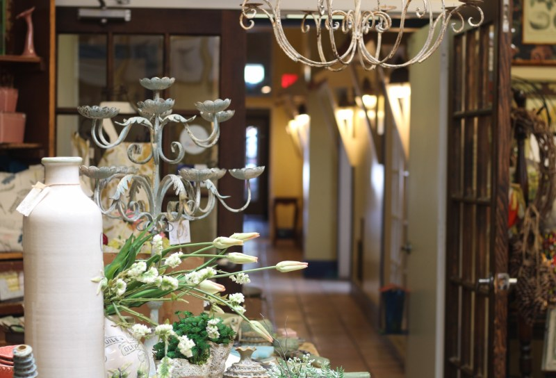 Melitas Gifts Ossining New York French Doors