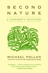Second Nature Michael Pollan a book about sustainable farming