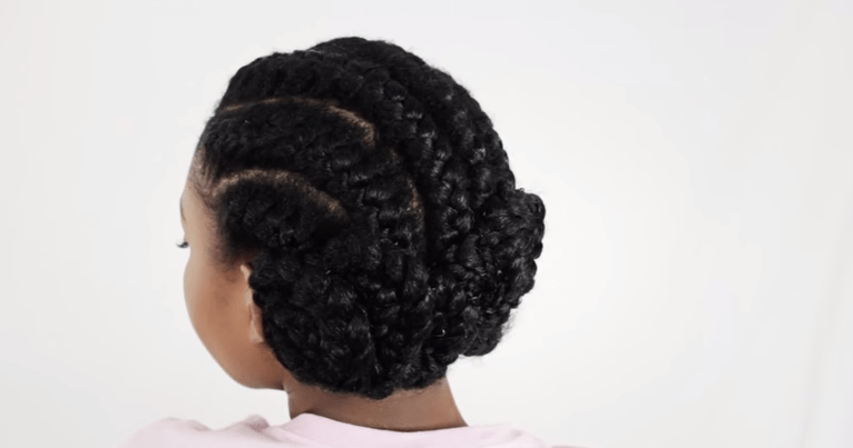 Goddess Braids Styles How To Do Styling Tips Tricks Pics