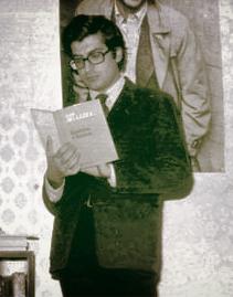 Dario Bellezza giovane