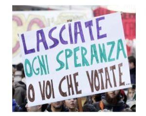 Votare a Roma una truffa
