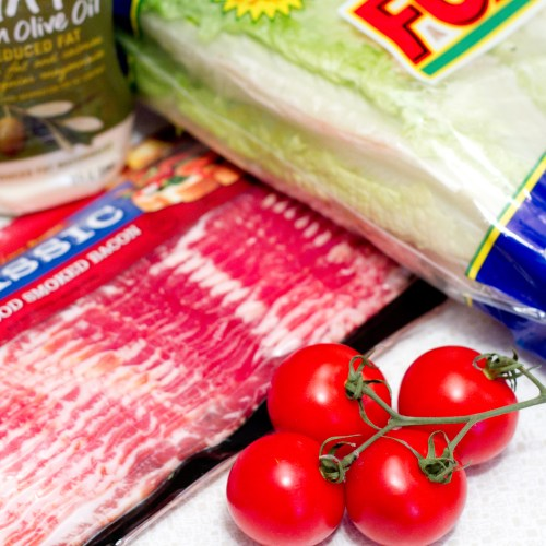bacon lettuce tomato