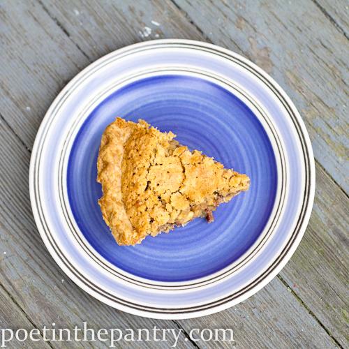 Peanut Chocolate Surprise Pie