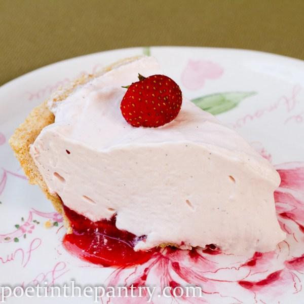 Strawberry Cheesepie