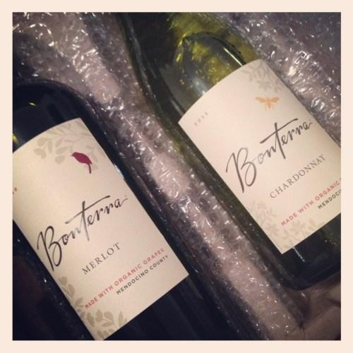 Bonterra Organic Wines - poet in the pantry