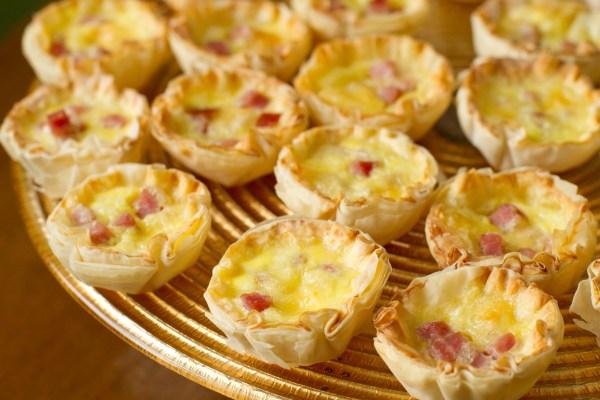Mini Quiche Bites