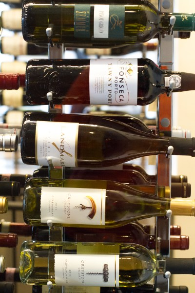 The Bocuse Restaurant wine