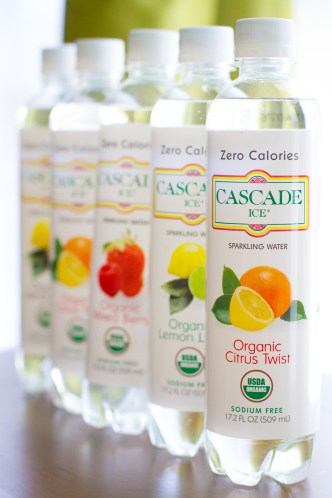 Cascade Ice Organic Sparkling Waters - Poet in the Pantry