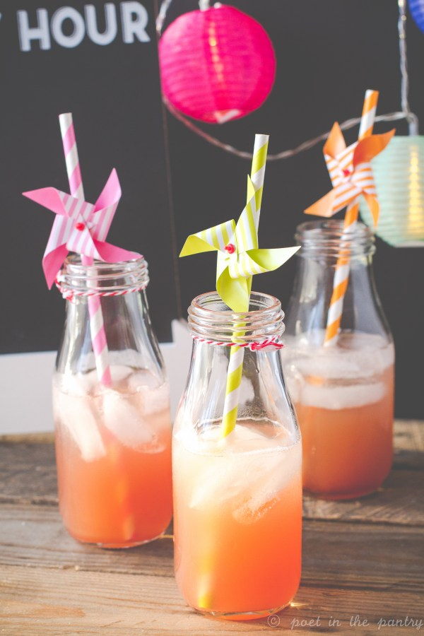 Tuesdays call for tequila! Celebrate in style with these Raspberry Pineapple Tequila Cocktails!
