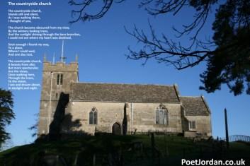 7 The Countryside Church Poet Jordan Volume 31