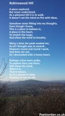 8 Robinswood Hill Poet Jordan Volume 31