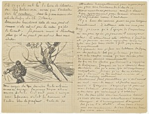 Letters to Theo Sower