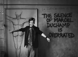Arthur Rimbaud in New York (Duchamp)