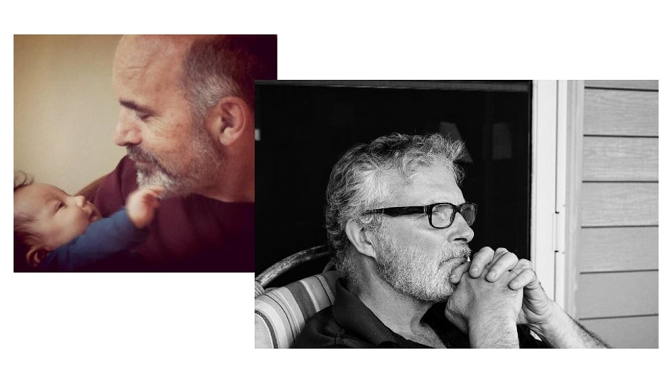 David Ruekberg and Charlie Cote'