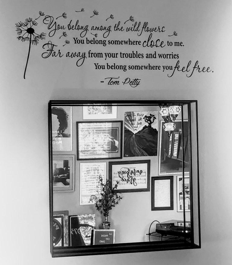 Vinyl Room decor