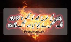 2 line sad shayari in urdu with pics