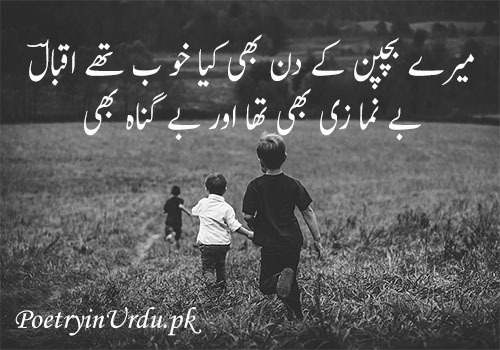 allama iqbal for children
