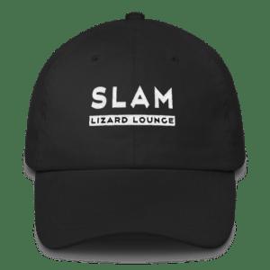 Slam Hat Black