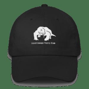 Slam Team Mascot Hat Black