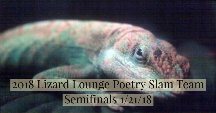 Lizard Lounge Poetry Slam