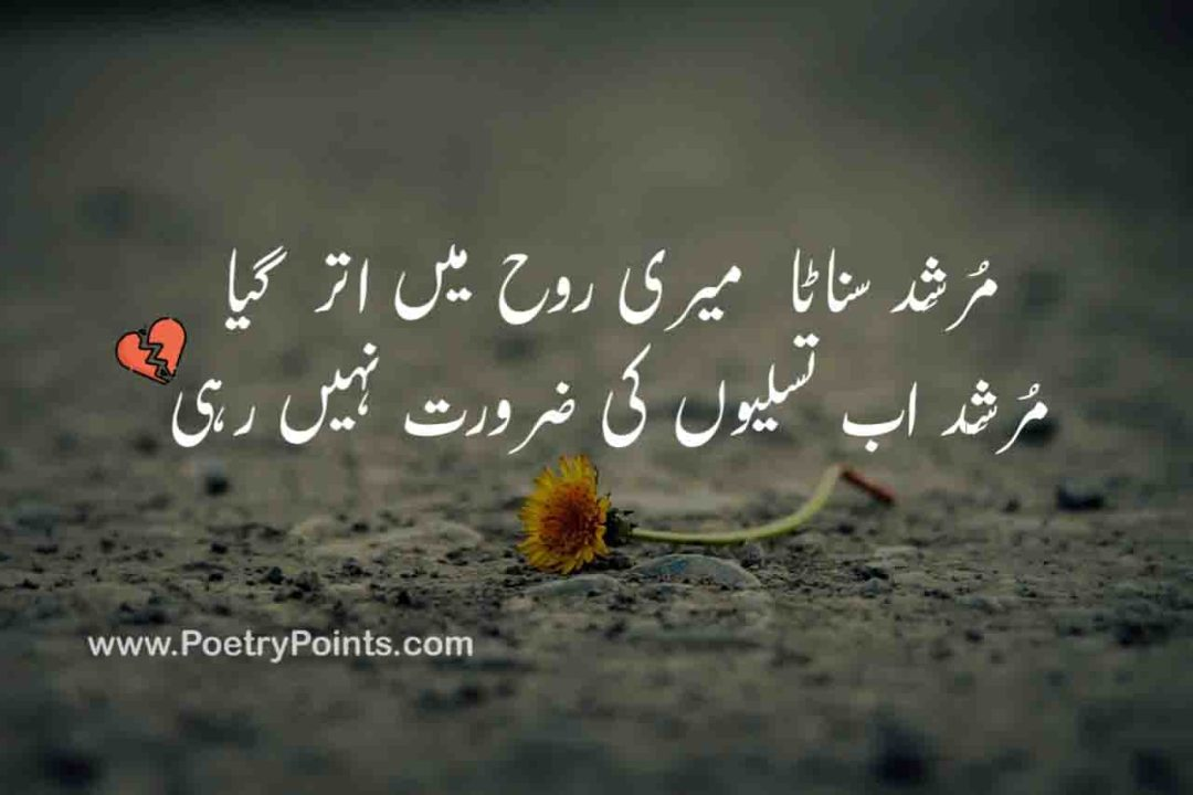 rooh poetry