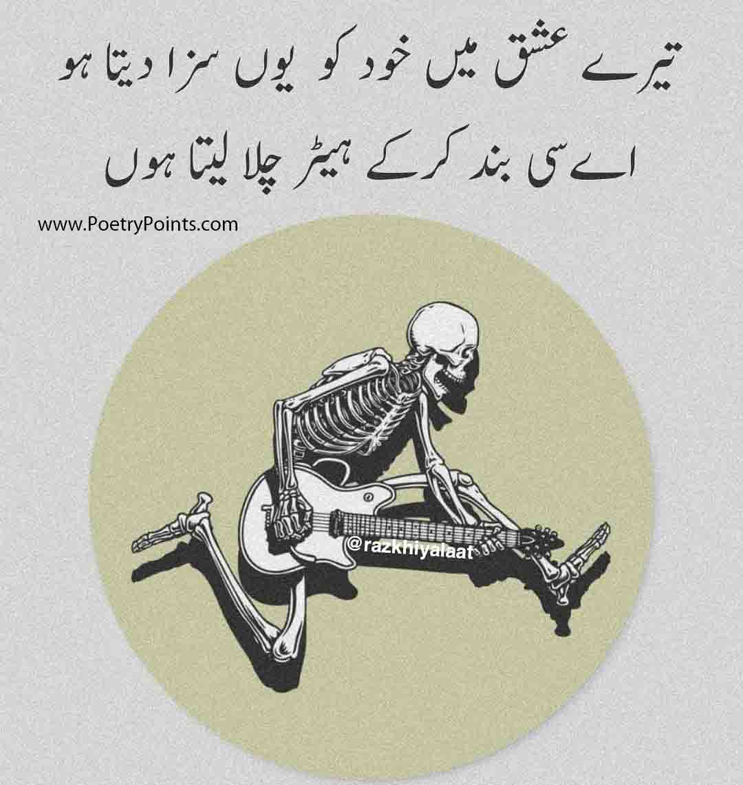 Funny Poetry For Girl and Boy In Urdu With Funny Images
