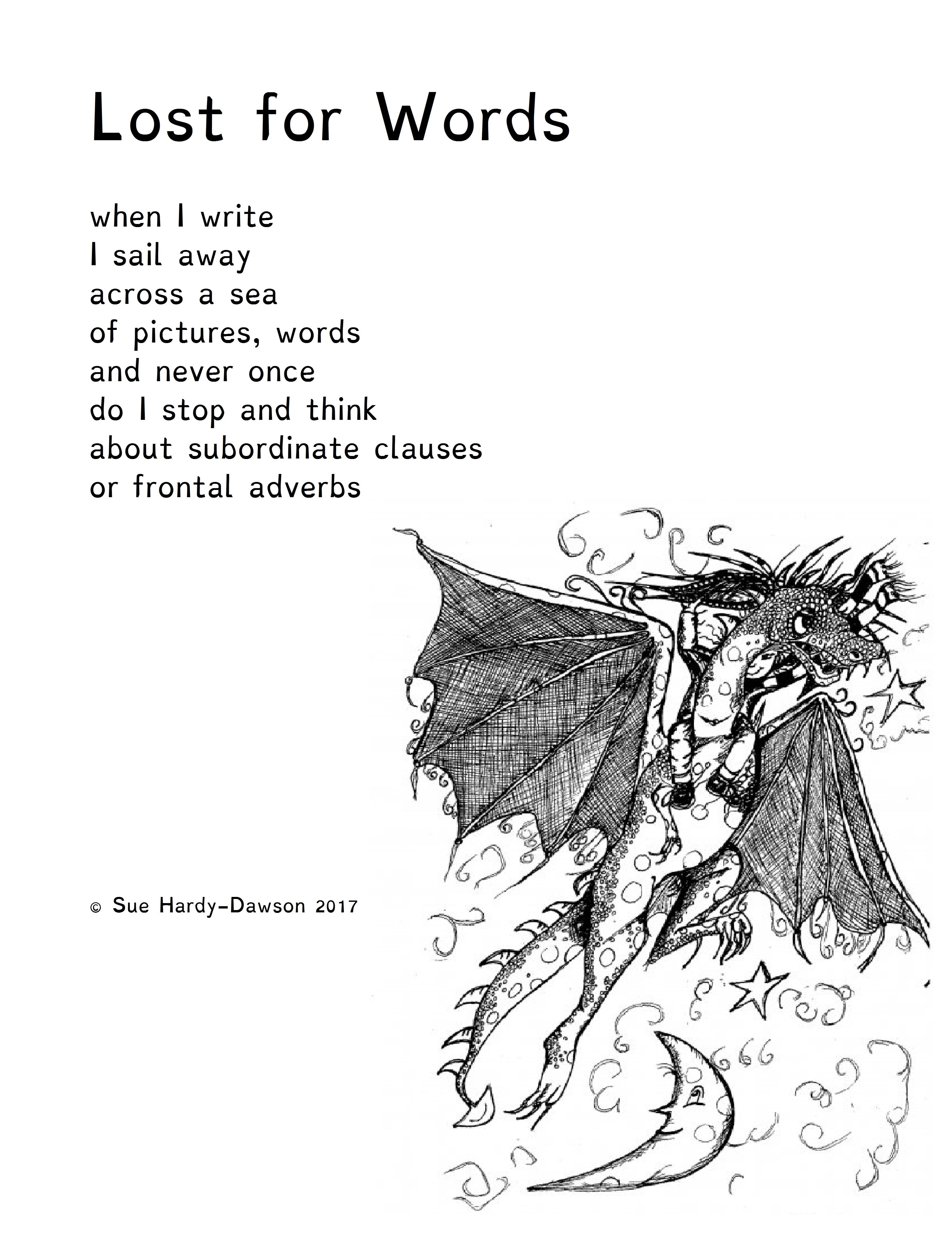 Sue Hardy-Dawson – Language Rules!