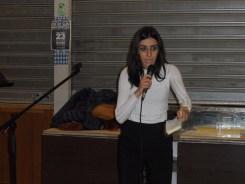 Artenca Shehu_Poetry Slam Abruzzo Centro Italia 2016