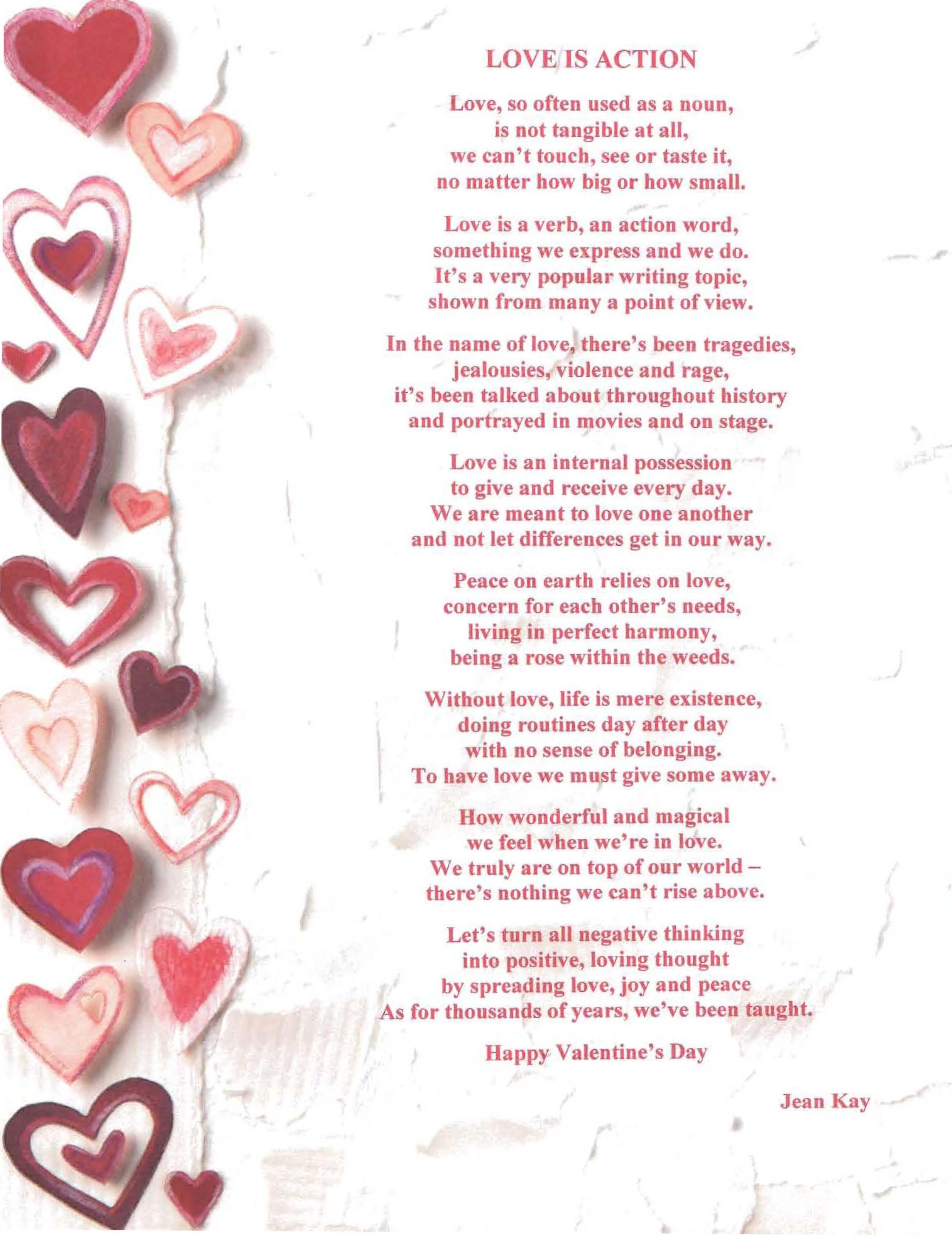 Poems Poetrytoinspire
