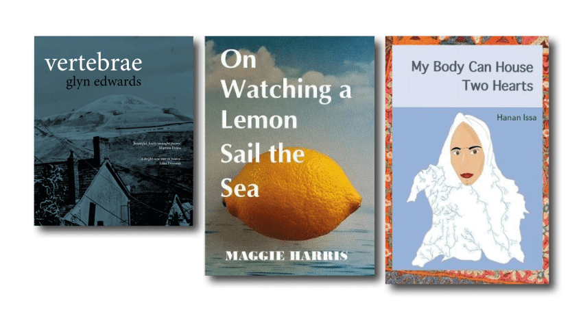 cover images of reviewed books