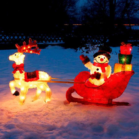 Led Weihnachtsbeleuchtung Rentier.Weihnachtsbeleuchtung Aussen Figuren