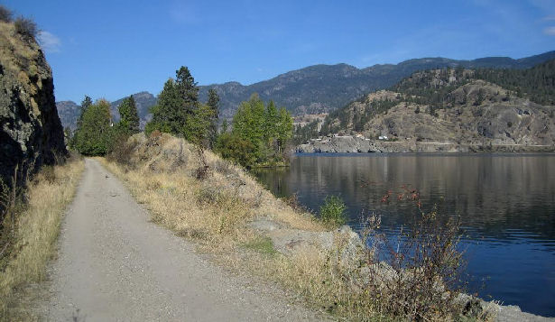 Okanagan Falls Trail, 2009 © Gerry Busch