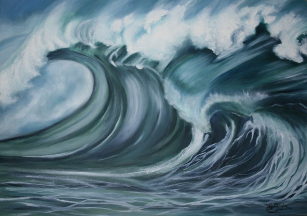 powerful-wave