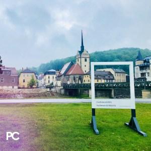 Marienkirche und schönes Gera