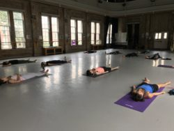 ADF Summer Dance Intensive ~ Saturday Yoga Class