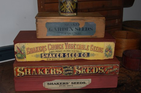 Shaker Culture