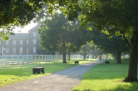 Shaker Village of Pleasant Hill, Kentucky