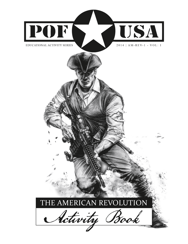 PATRIOT COLORING BOOK