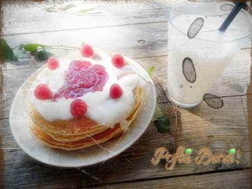 Clatite americane (american pancakes)