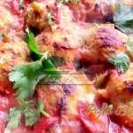 Perisoare din peste cu sos tomat