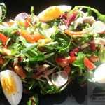 Salata curcubeu – keto, low carb