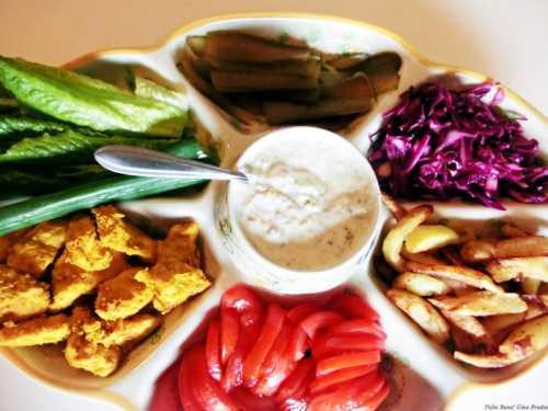 Salata de varza alba sau rosie