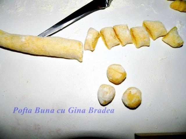 Cum se fac gnocchi-reteta traditionala italiana