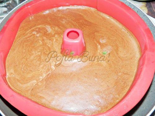 Inghetata cremoasa de ciocolata