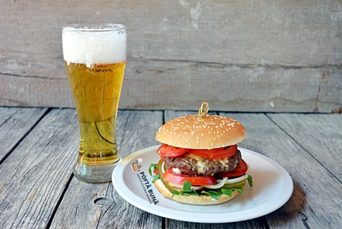 Hamburger, reteta simpla