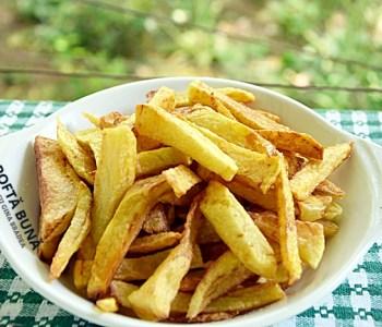 Cum se fac cei mai gustosi cartofi prajiti, toate secretele
