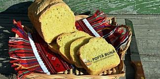 Paine pufoasa cu malai, reteta moldoveneasca traditionala